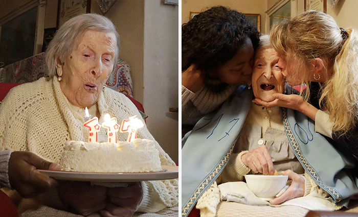 World's Last Person Born In The 1800s Celebrates Her 117th Birthday And Reveals Her Secret