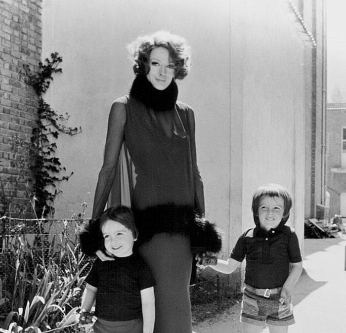 Young Maggie Smith Photos