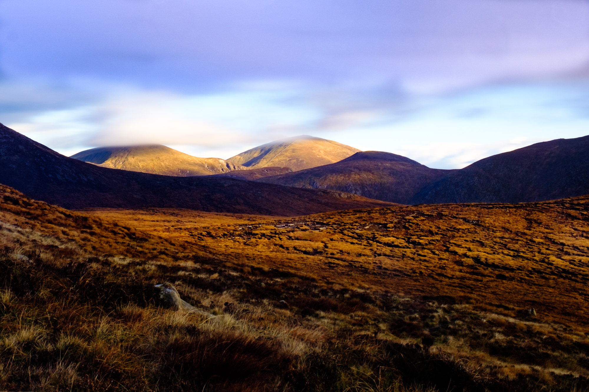Capturing The Spirit Of The Mountains, My Hiking Adventures Across Ireland