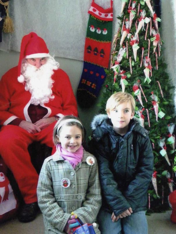 """That Santa Suit Is A Giant """"nope"""""""