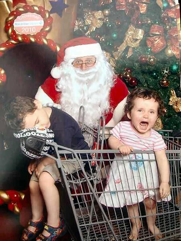 Shopping Cart Nightmares