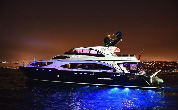Private Bosphorus Cruise, Istanbul