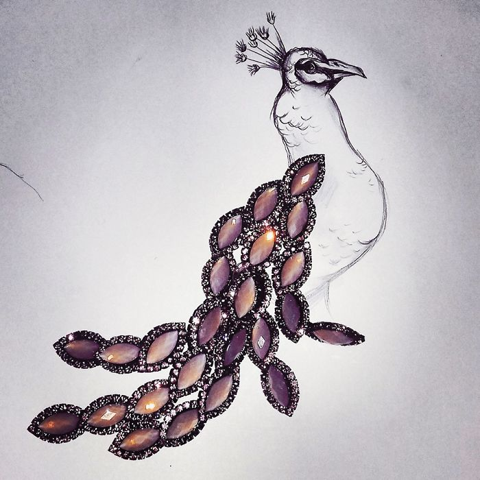 I Draw Sketches With Everyday Objects
