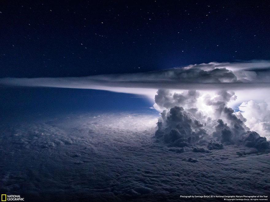 Third Place Winner, Landscape: Pacific Storm, Pacific Ocean