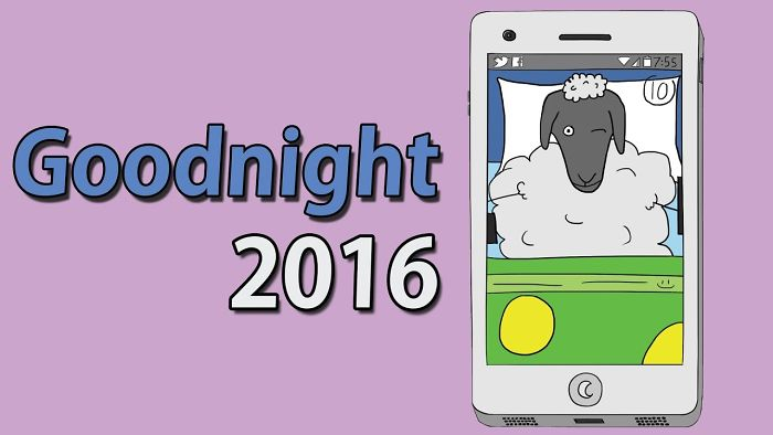 I Remade The Classic Children's Book 'goodnight Moon' To Say Goodnight To 2016