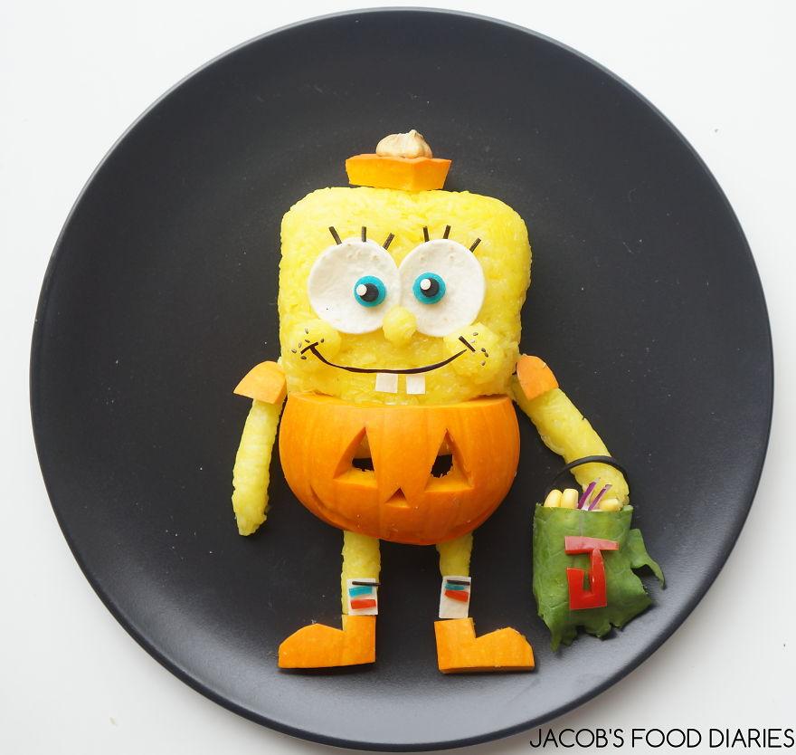 Spongebob (Halloween)