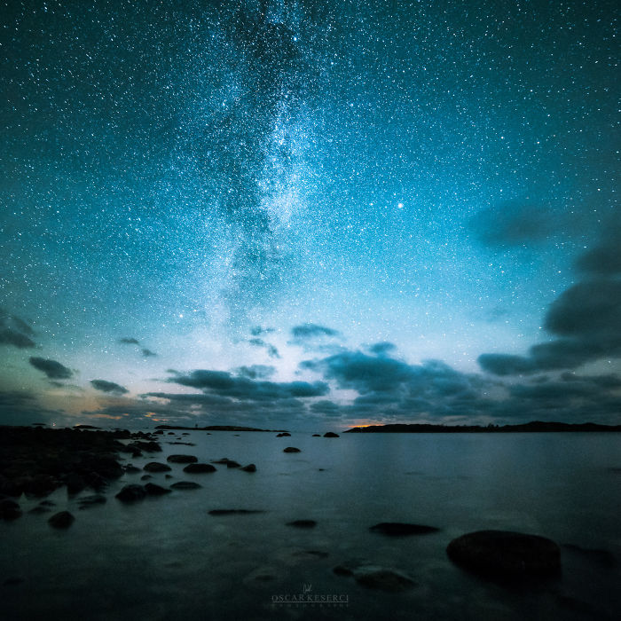 Starry Finnish Night's That I Have Captured During 2016