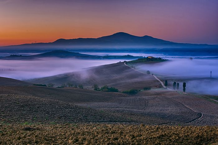 I Had 3 Days To Capture The Magnificent Landscapes Of Tuscany