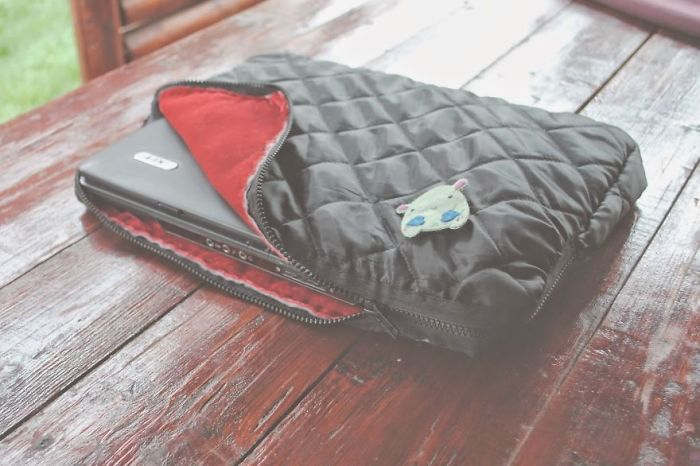 Make Your Own Laptop Case