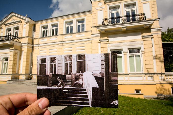 """Palace """"Sokol"""", 70-ties XX Century"""
