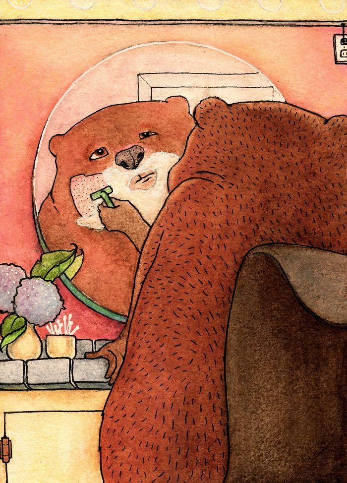 Hygiene Of The North American Beaver