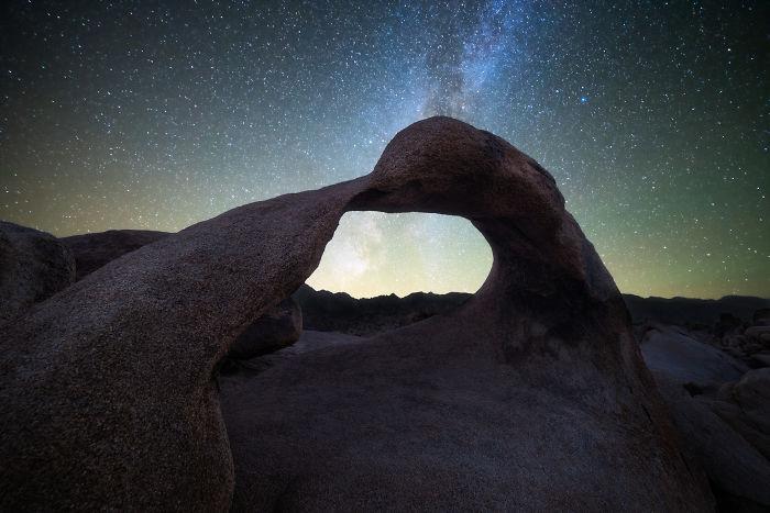 Mobius Arch, California