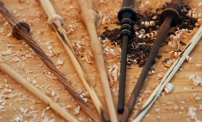 I Couldn't Find A Real Harry Potter Magic Wand, So I Made One Myself