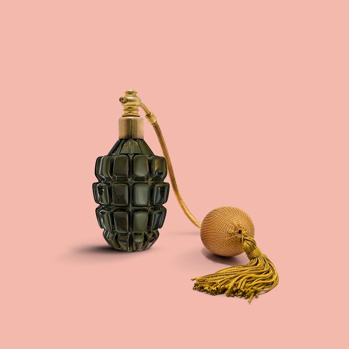 Grenade + Perfume