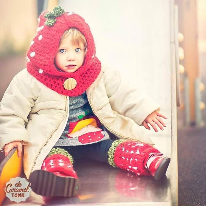 Cute And Warm! ^_^