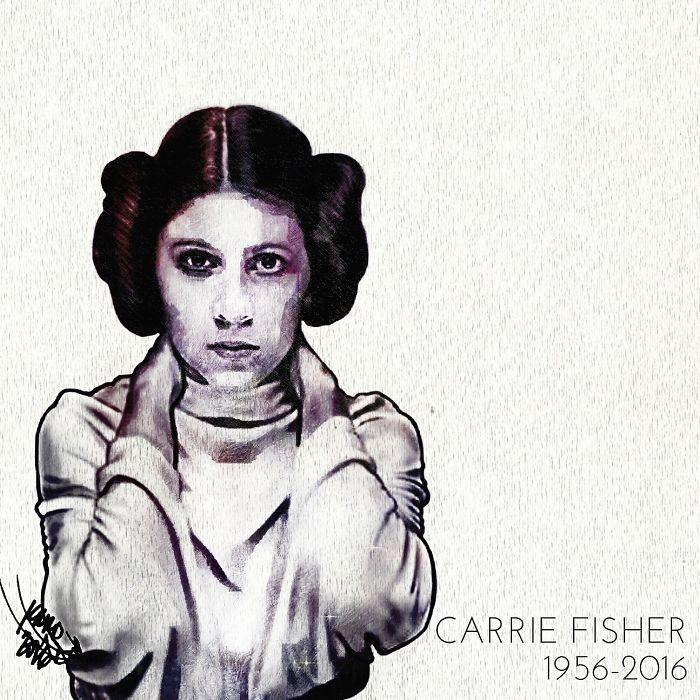 My Favorite Disney Princess, General Leia Organa