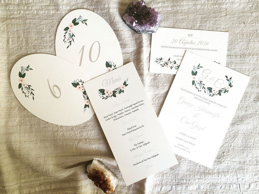 Delicate Wedding Suite