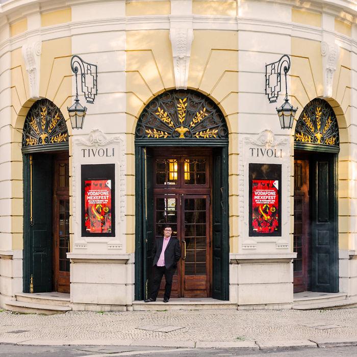 Paulo Dias, Ceo Of The Company That Runs The Historic Tivoli Theatre
