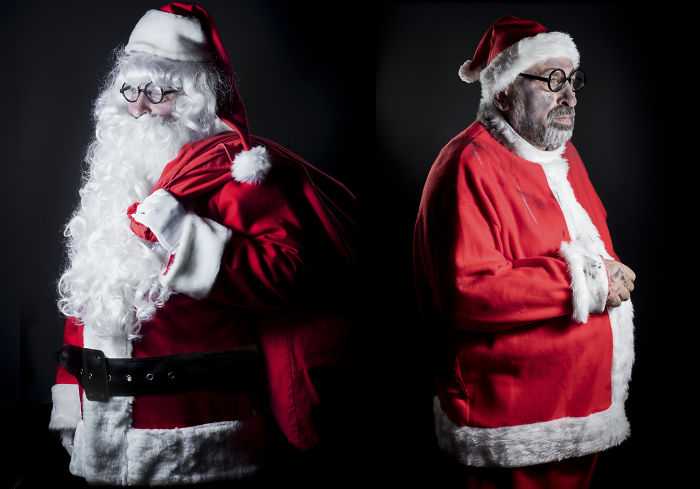We Found Santa Claus! He's Living In Romania And He's Homeless!
