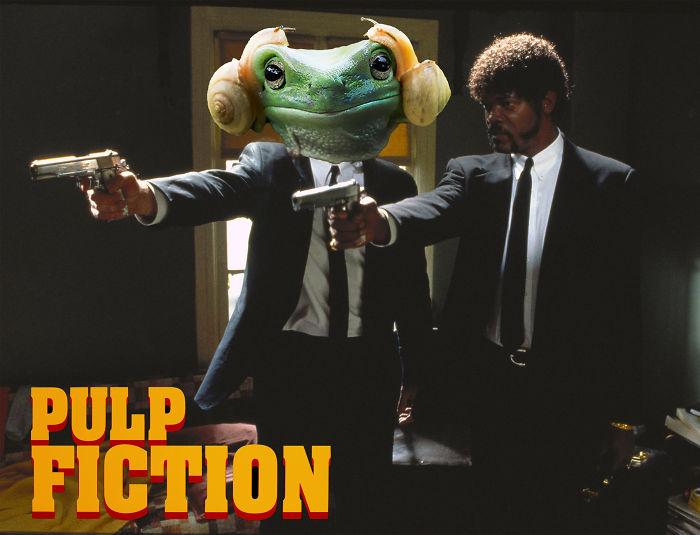 Frog Fiction