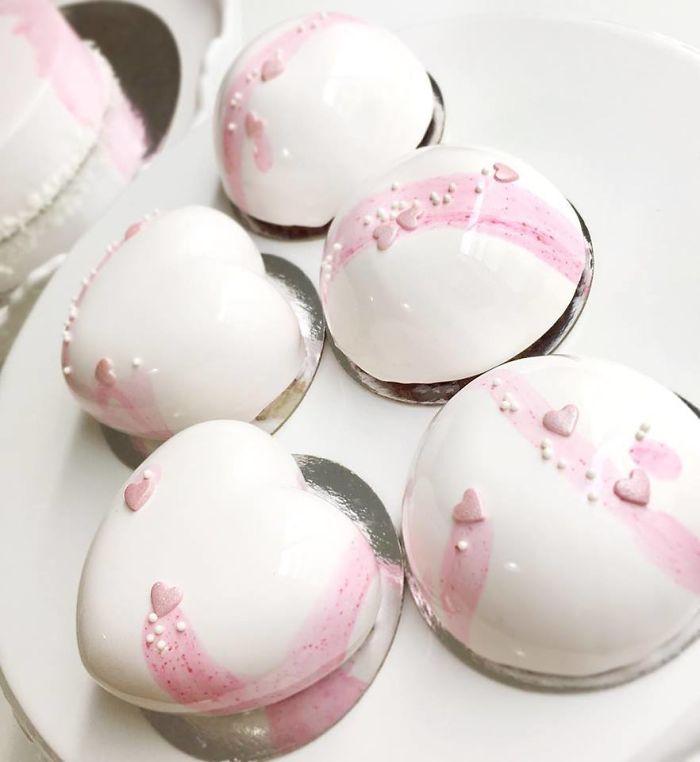Mirror Cakes