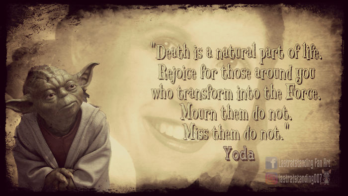 Wise Words From Yoda
