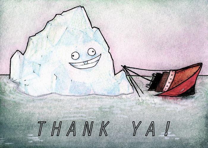 Thank Ya!