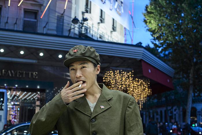 Pyongyang Paris: A Tender Fable Story Between Pyongyang And Paris