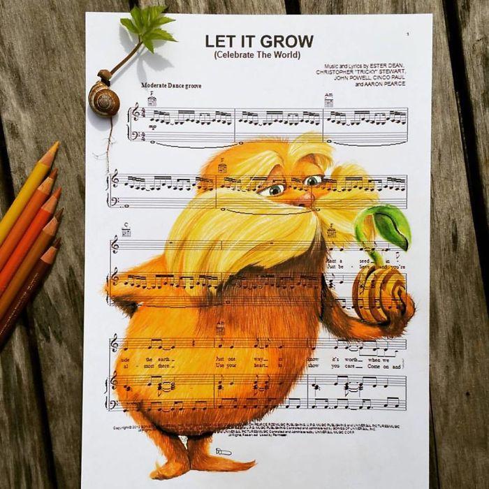 Eğlenceli Nota Kâğıtları