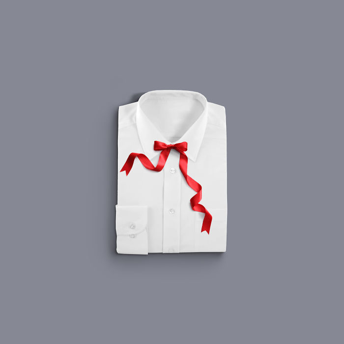 Shirt + Ribbon