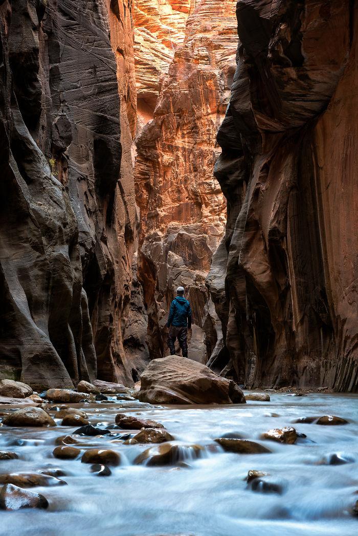 The Narrows, Utah