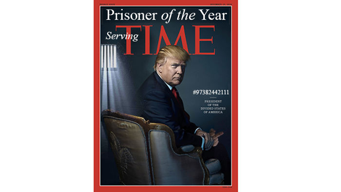 Prisoner Of The Year.