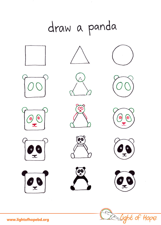 Draw A Panda