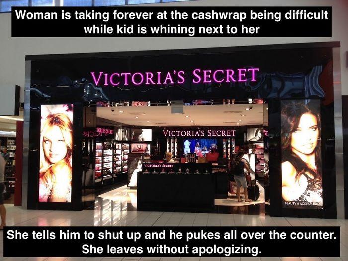 Victoria's Secret Employee Stories