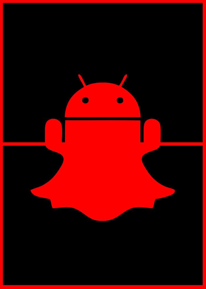Android + Snapchat