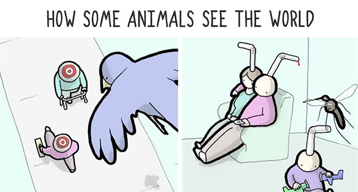 Hilarious Comics Reveal The Dark Side Of Animals (15+ Pics)
