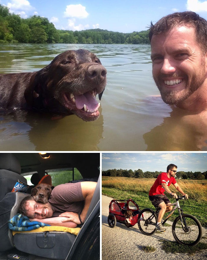 After His Dog Was Diagnosed With Cancer, The Owner Took Him On A Final Epic Road Trip