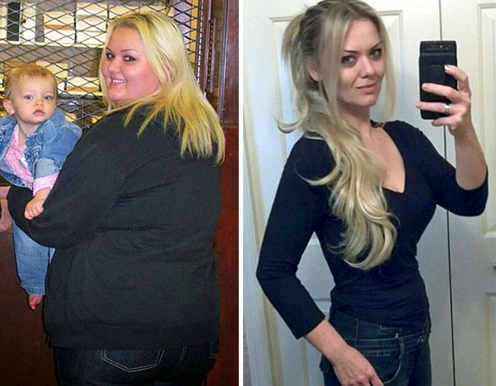 Albina Lost 63,5 Kg