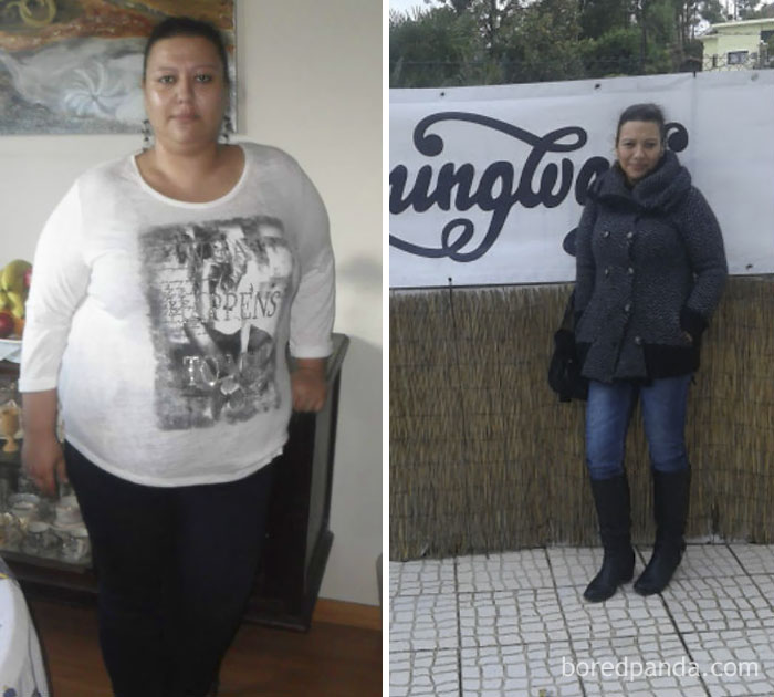 273 Lbs To 141 Lbs In 18 Months