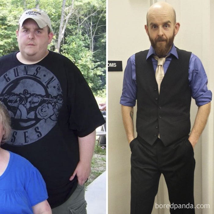 Went From 500 Lbs To 195 Lbs