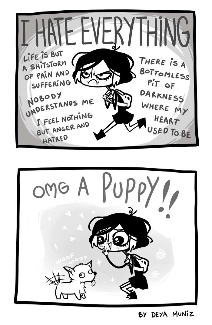 Comics About Girls