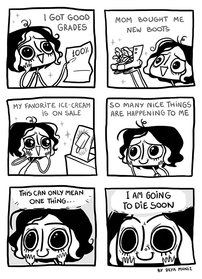 Artist Illustrates Her Daily Struggles As A Woman In ...