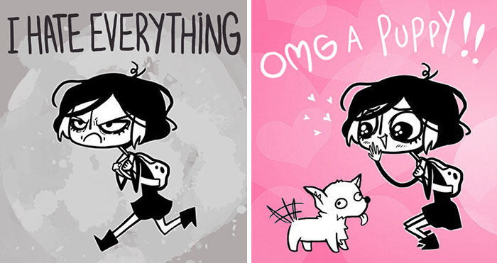 Artist Illustrates Her Daily Struggles As A Woman In Hilarious Comics (55 Pics)