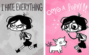 Artist Illustrates Her Daily Struggles As A Woman In Hilarious Comics (15+ Pics)