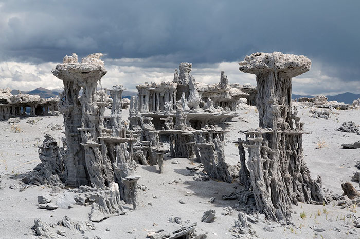 These Cities Of Otherworldly Towers Are Actually Sand Tufas