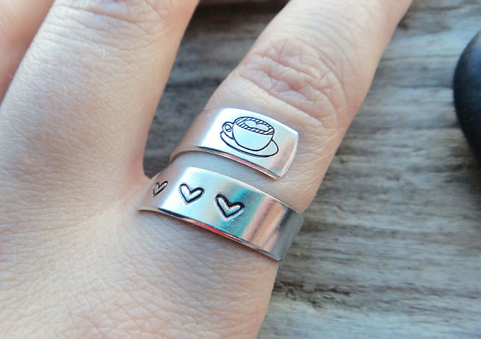 Coffee Lovers Ring