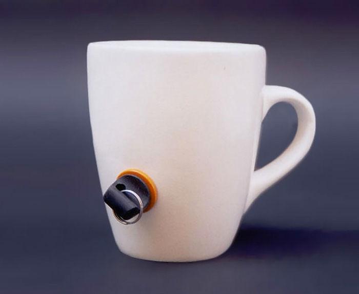 Anti-Thief Mug