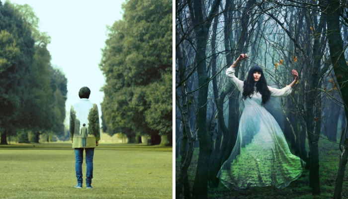 I Create Surreal Photo-Manipulations Inspired By Painter René Magritte
