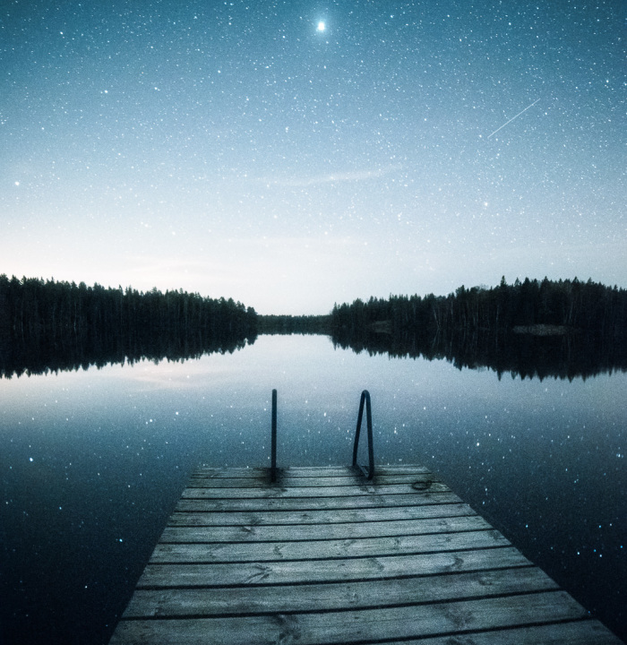 Starry Finnish Nights That I Have Captured During 2016