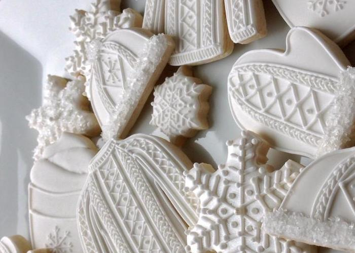 Cookies Look Like This When The Baker Is Also A Knitter